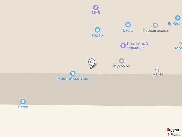 ALVO на карте Рязани