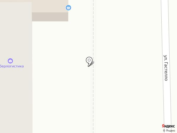 Имидж на карте Батайска