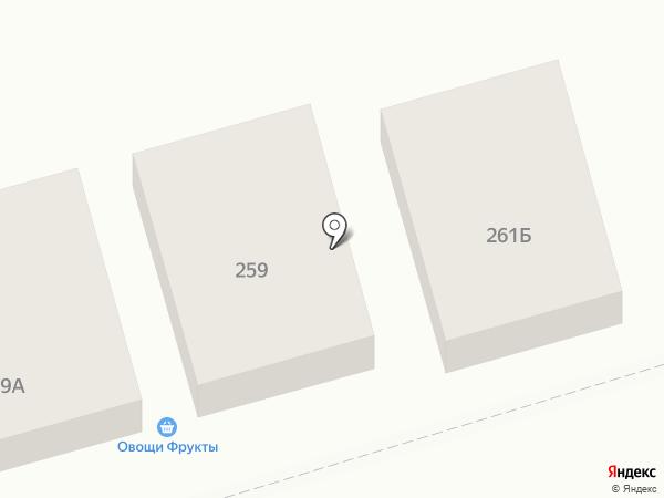Ваннов.ру на карте Ростова-на-Дону