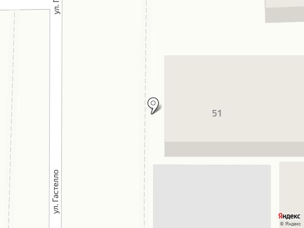 Виктория на карте Батайска