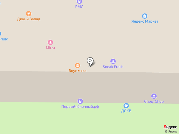 Анна-Мария на карте Рязани