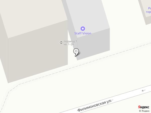 ГК ЖКХ-СЕРВИС на карте Ростова-на-Дону
