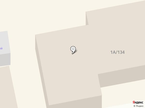 Прометей на карте Батайска