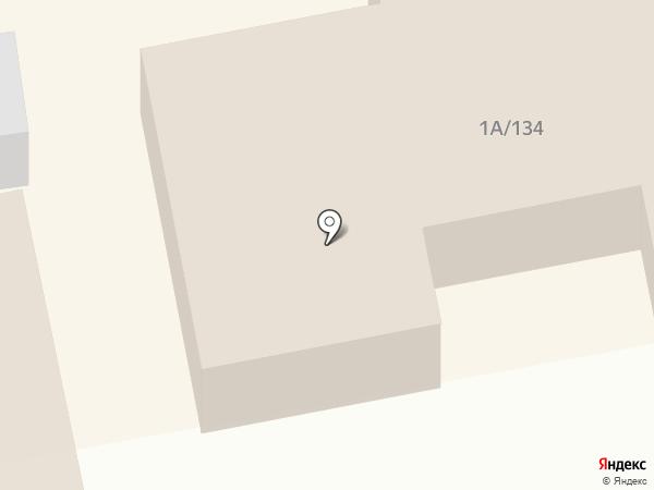 Ателье входных дверей на карте Батайска