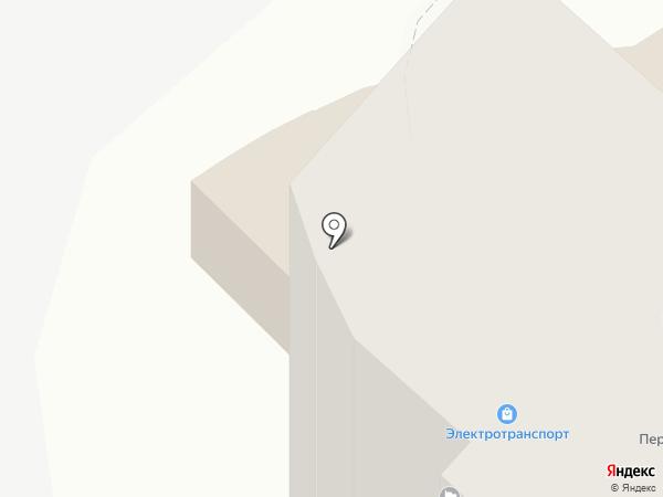 Дым хауз на карте Рязани