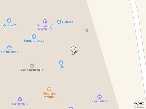 Спарта на карте Батайска
