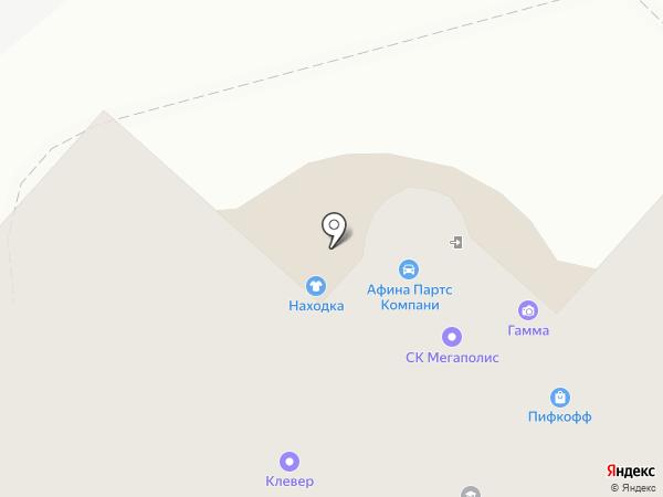 Компания ВС групп на карте Рязани
