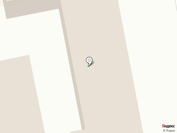 Магазин строительных материалов на карте Батайска