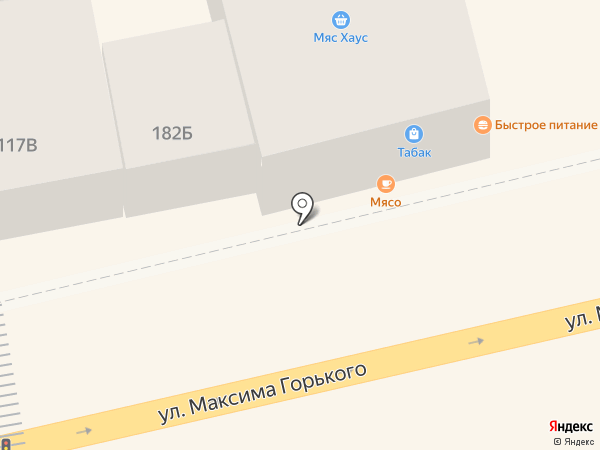 Мастерская на карте Батайска