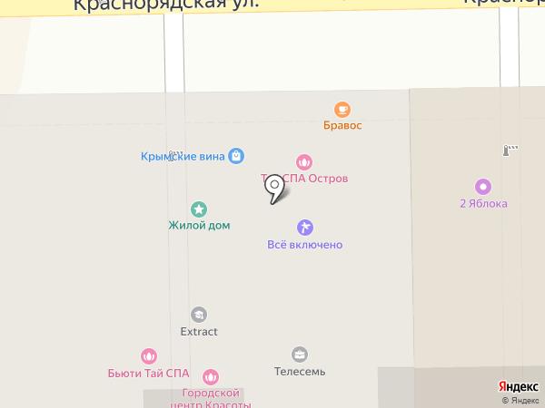 Все включено на карте Рязани