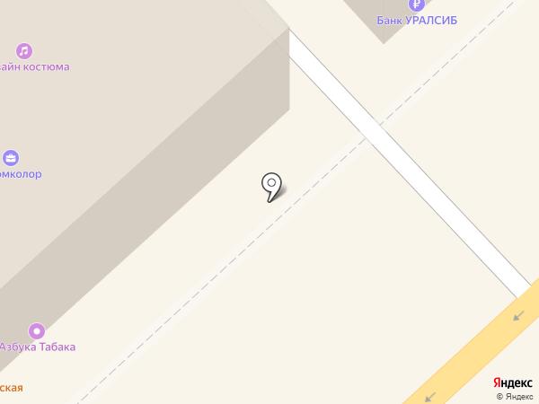 Рязанский городской пищекомбинат на карте Рязани