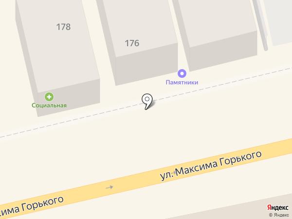 Социальная Аптека на карте Батайска