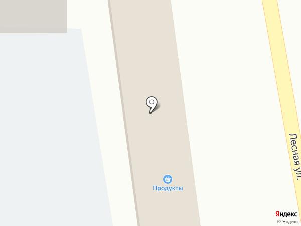 Автомагазин 61 RUS на карте Темерницкого