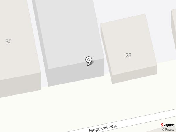Детский сад №4 на карте Батайска
