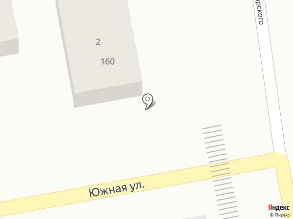 Производственная фирма на карте Батайска