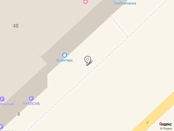 Салон красоты на карте Рязани
