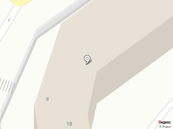 Березка на карте Сочи