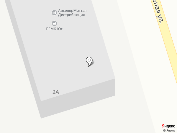 РГМК-Юг на карте Батайска