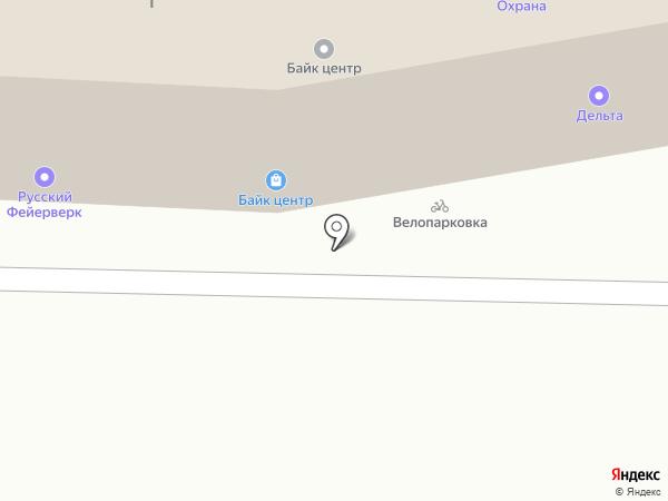 Фейерверки-Сочи на карте Сочи