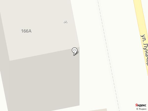 Комфорт, ТСЖ на карте Батайска