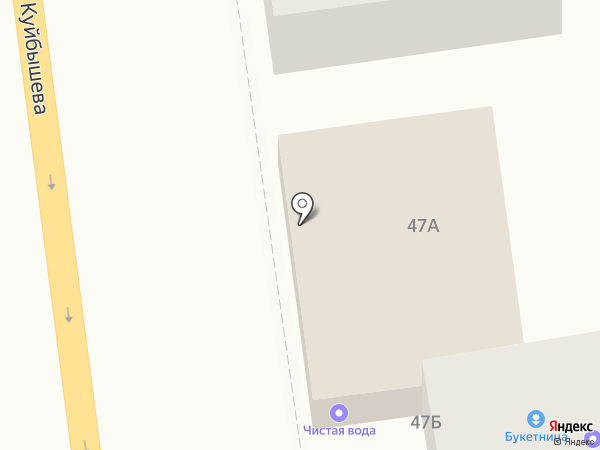 Компания на карте Батайска
