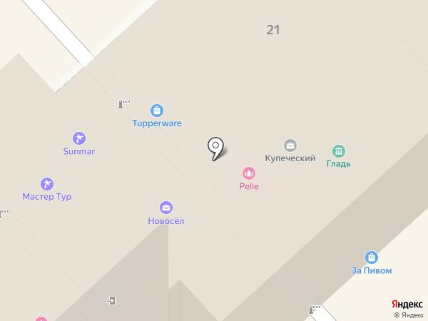 Другой мир на карте Рязани