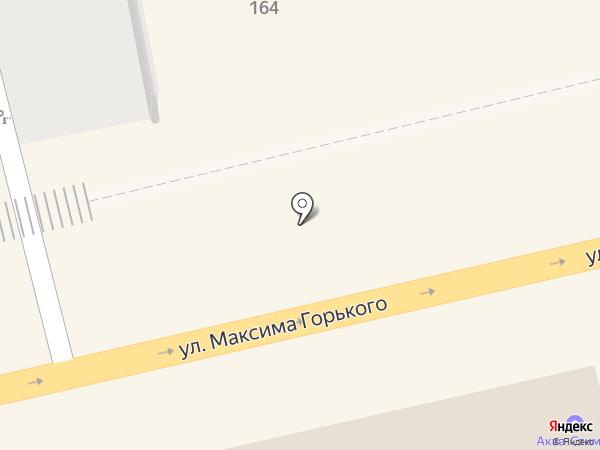Магазин фурнитуры на карте Батайска