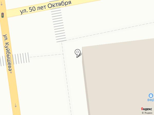 Двери и К на карте Батайска