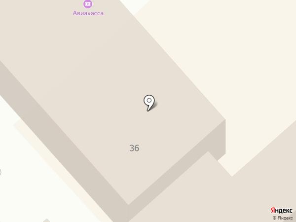 Carcade на карте Рязани