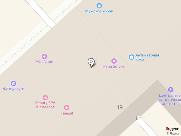 Мужское-хобби на карте Рязани