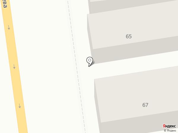 Лайма на карте Батайска