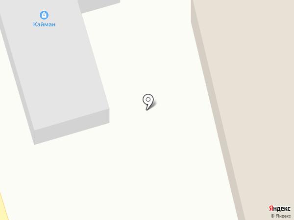 Юг Монтаж Сервис на карте Батайска