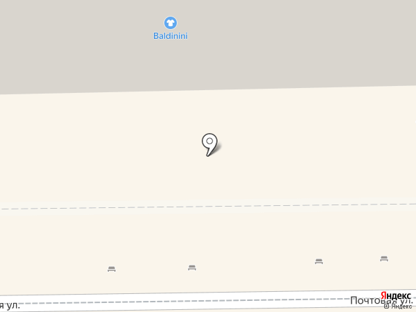 Baldinini на карте Рязани