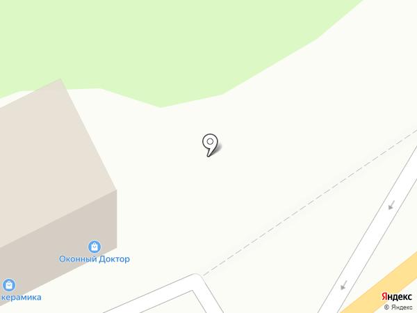 Дом безопасности на карте Сочи