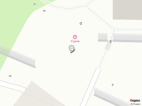 Теремок на карте Сочи