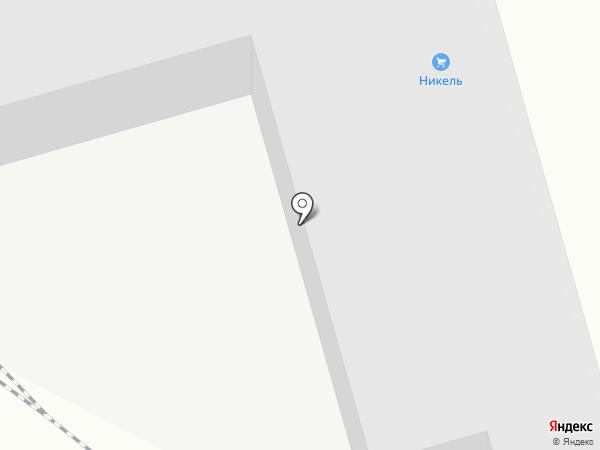 Платформа на карте Батайска