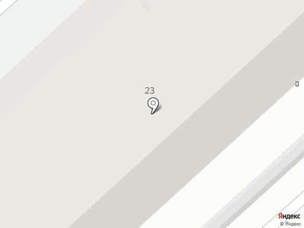 Набережный на карте Рязани