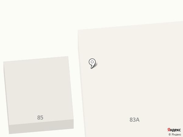 Магазин автотоваров на карте Батайска