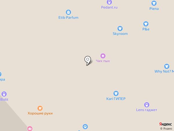 Fazer baker`s market на карте Рязани