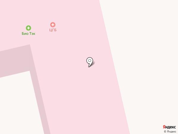 Родильный дом на карте Батайска