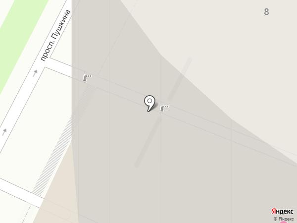МАК на карте Сочи
