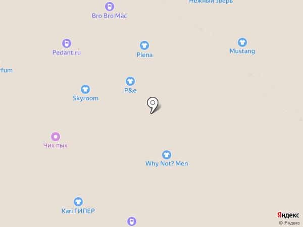 MAXIM на карте Рязани