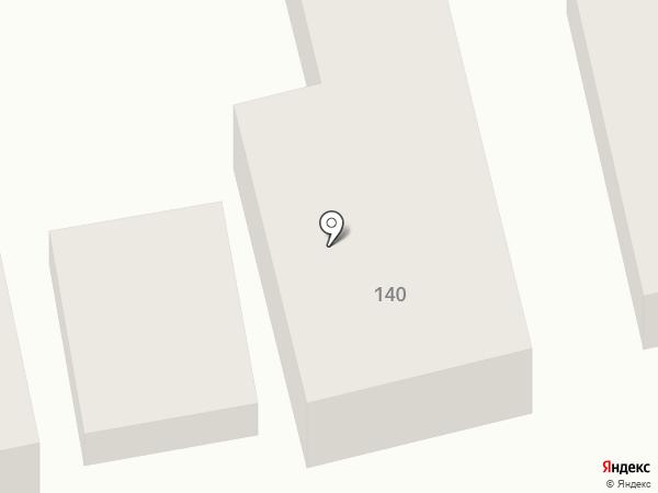 Визит на карте Батайска