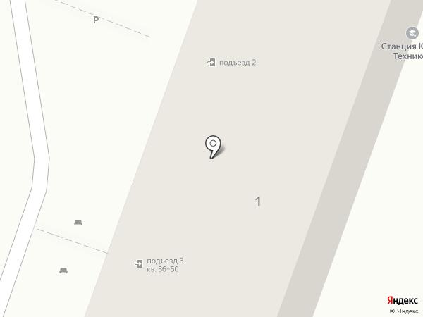 Почтенный возраст на карте Сочи