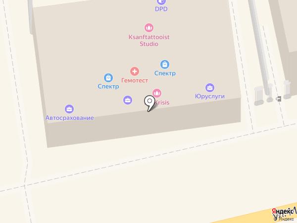 Банкомат, АКБ РОССИЙСКИЙ КАПИТАЛ на карте Батайска