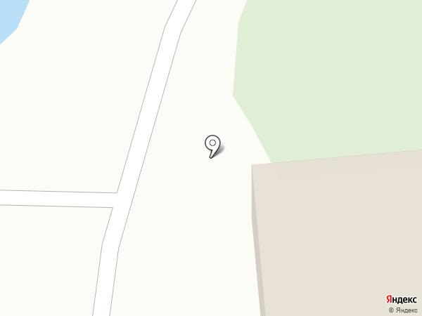 Храм Николая Чудотворца на карте Курилово