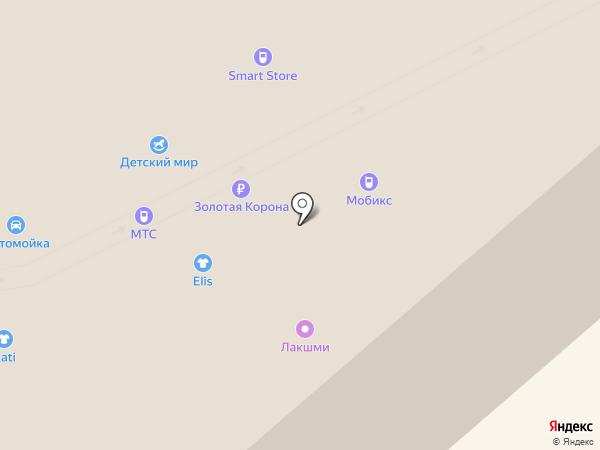 Пирогово на карте Рязани