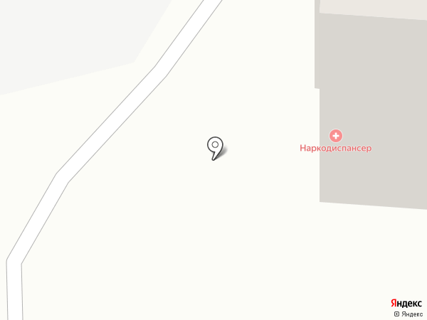 Наркологический кабинет на карте Ростова-на-Дону