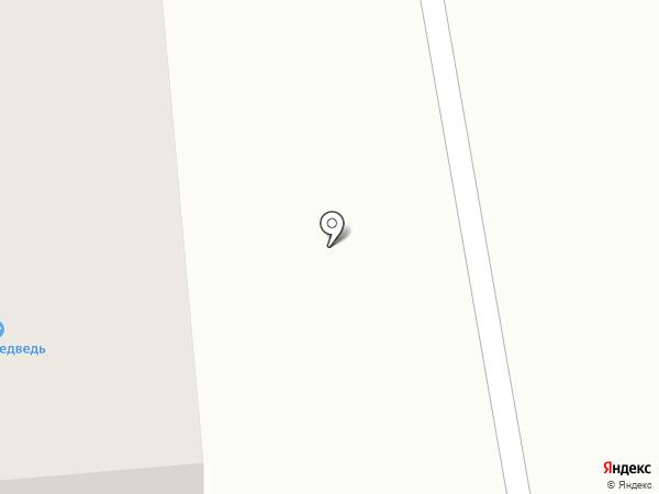 Участковый пункт полиции на карте Батайска