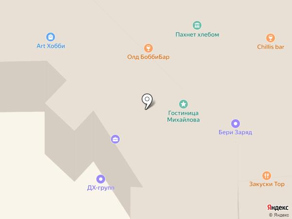 Ателье Лидии Лихиной на карте Рязани